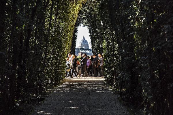 Le Giornate FAI di Primavera a Roma nel 2016