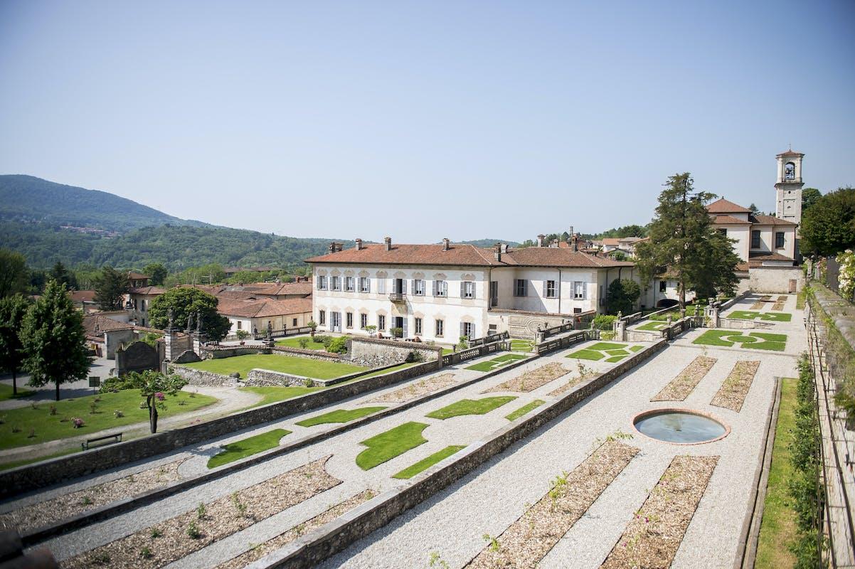 Gite scolastiche a Villa Della Porta Bozzolo