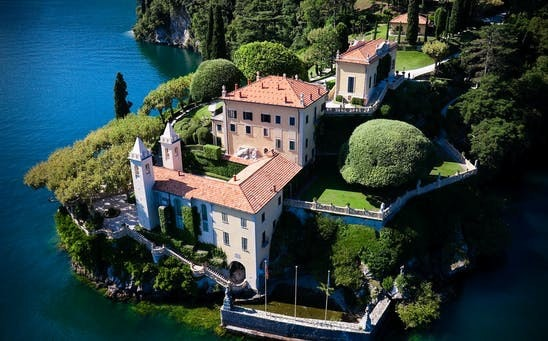 villa del balbianello, corporate golden donor, aziende
