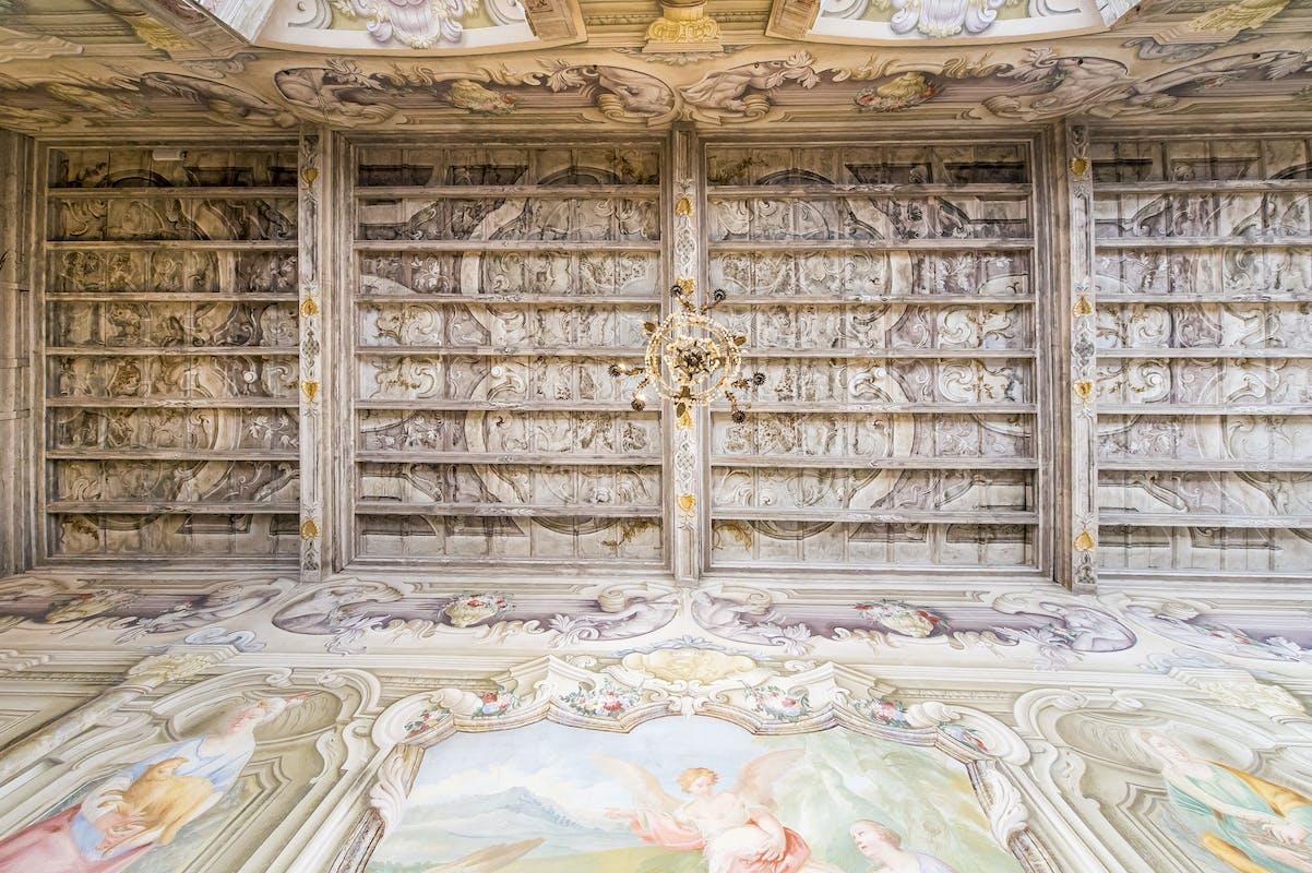 Villa Della Porta Bozzolo, Casalzuigno (VA) | ph. Gabriele Basilico | © FAI
