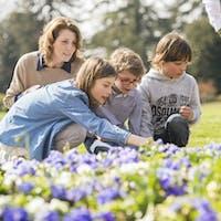 Bambini a Villa Panza (VA) - Beni per le famiglie