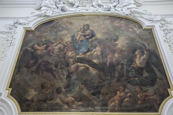 """Interventi """"I Luoghi del Cuore"""", Chiesa di Santa Maria delle Grazie, Calvizzano (NA)"""