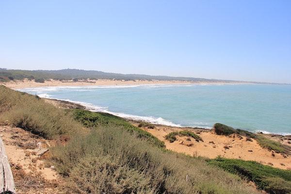 """Interventi """"I Luoghi del Cuore"""", spiaggia di Randello, Ragusa"""