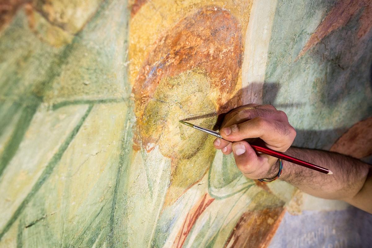 Abbazia di S.Maria di Cerrate | Ph. Filippo Poli | © Archivio FAI