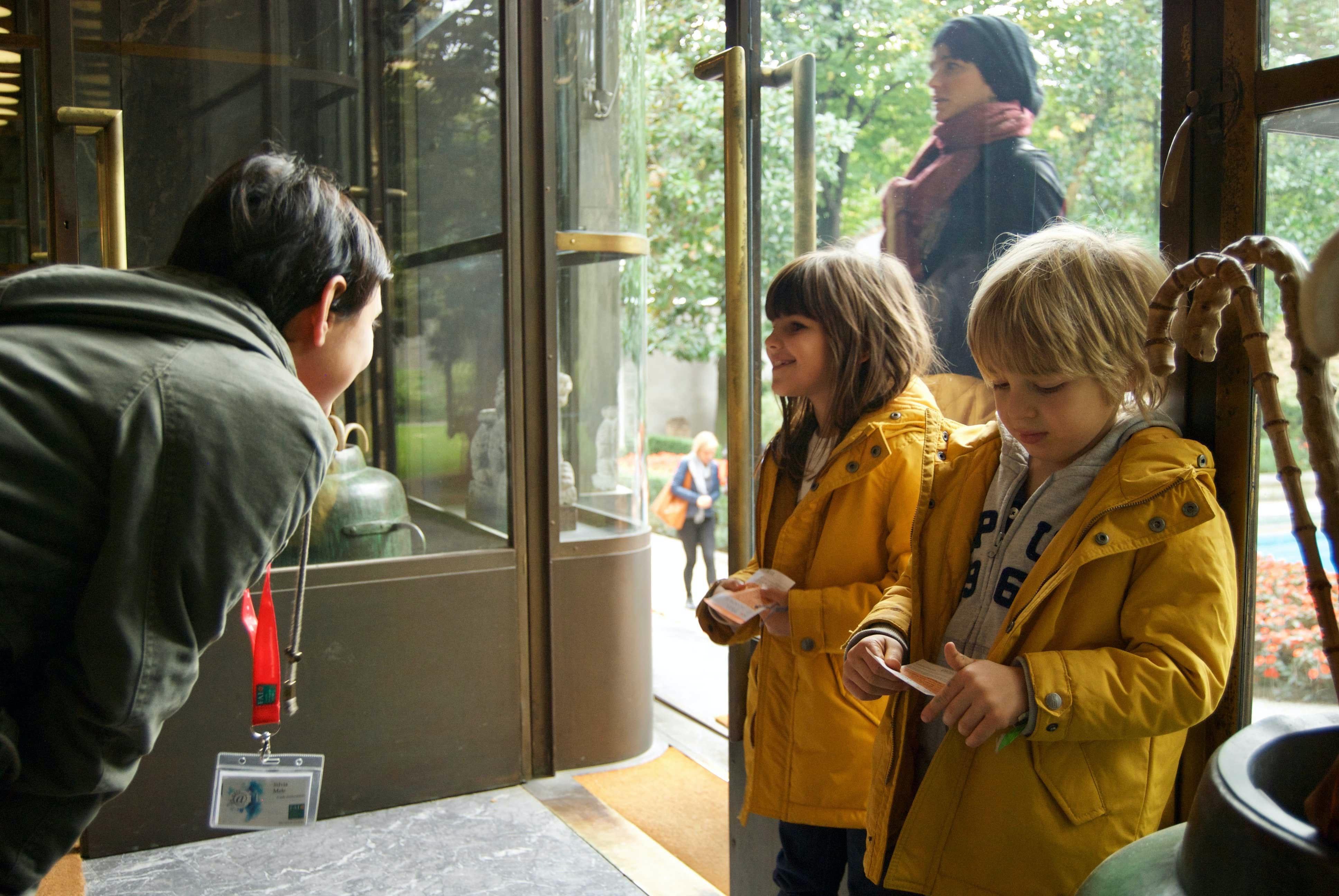 Villa Necchi Campiglio, Milano, A mano libera, diventa volontario