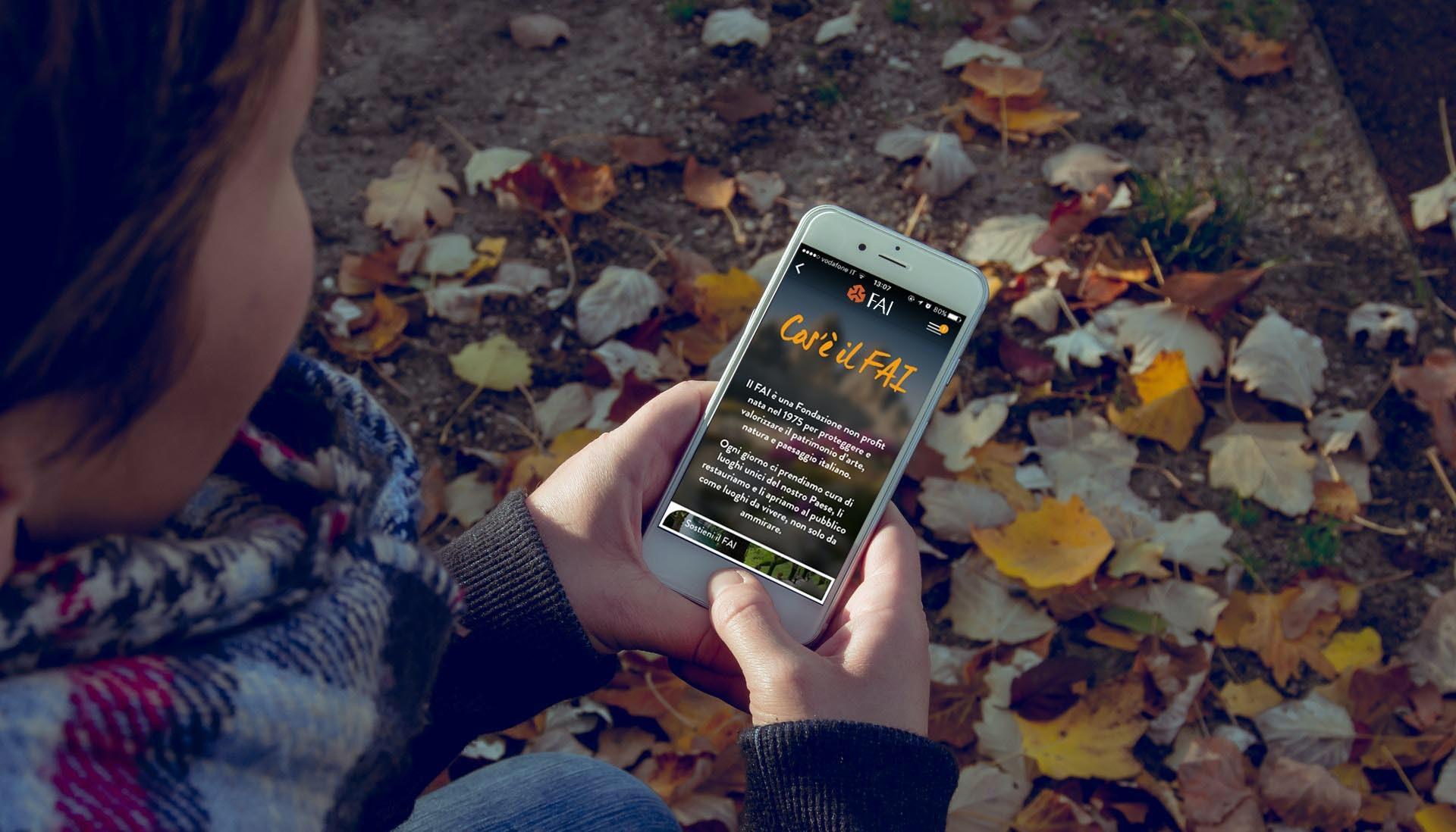 Scarica l'app del FAI