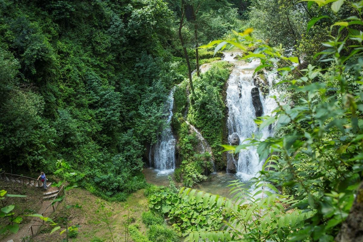FAI Summer Camp a Parco Villa Gregoriana