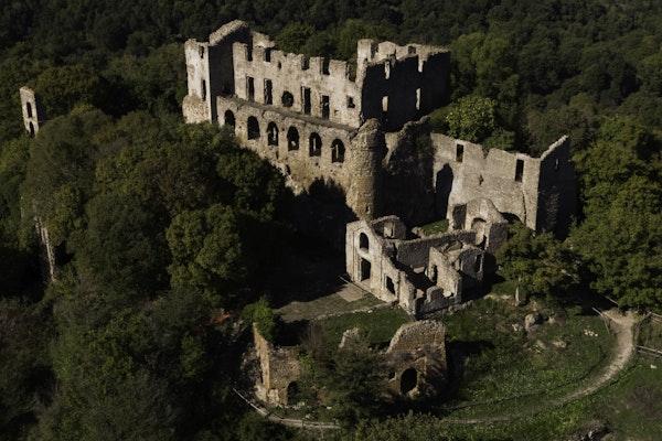 I Luoghi del Cuore, annuncio interventi 2017, Borgo abbandonato di Monterano, Canale Monterano (RM)