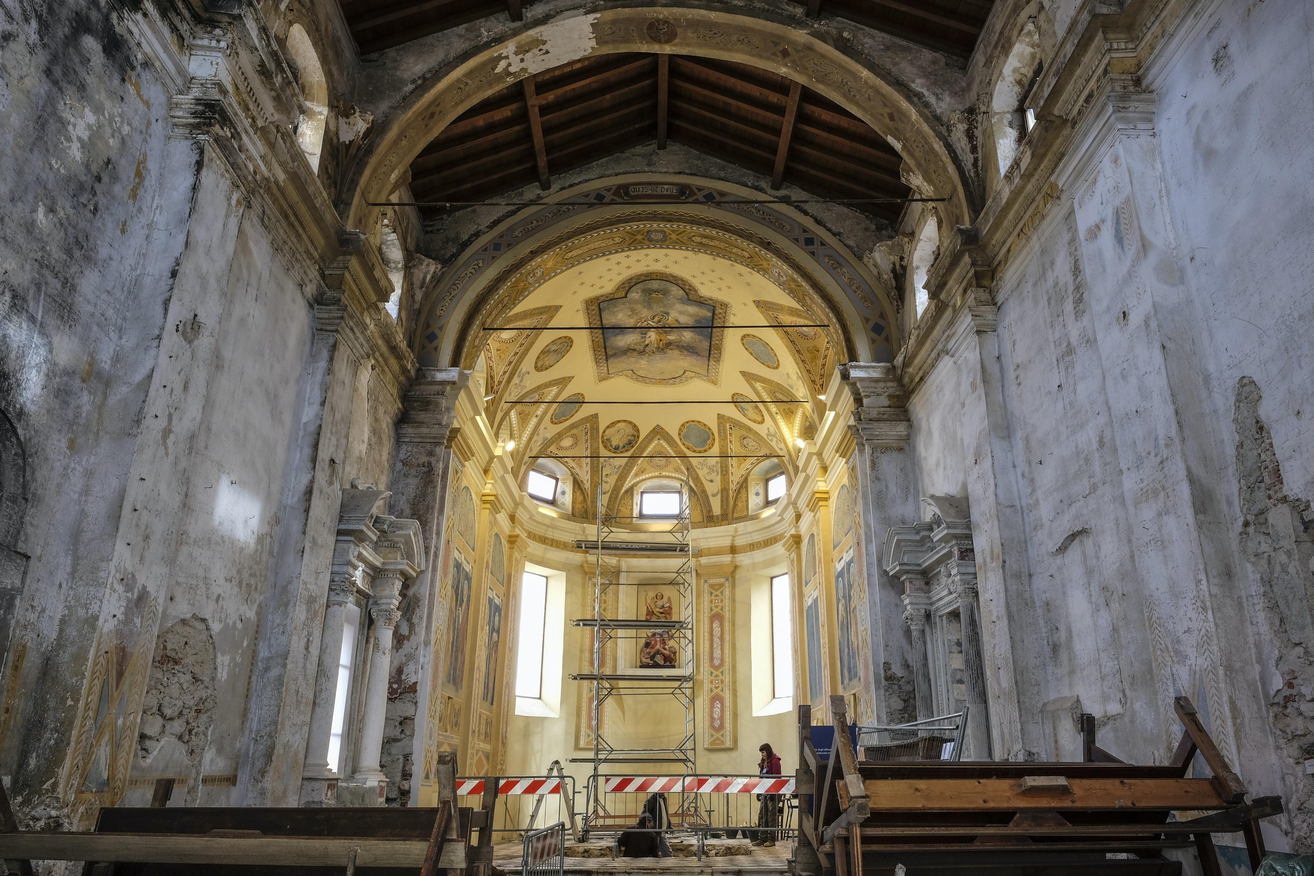 Chiesa di San Michele Arcangelo a Pegazzano, La Spezia