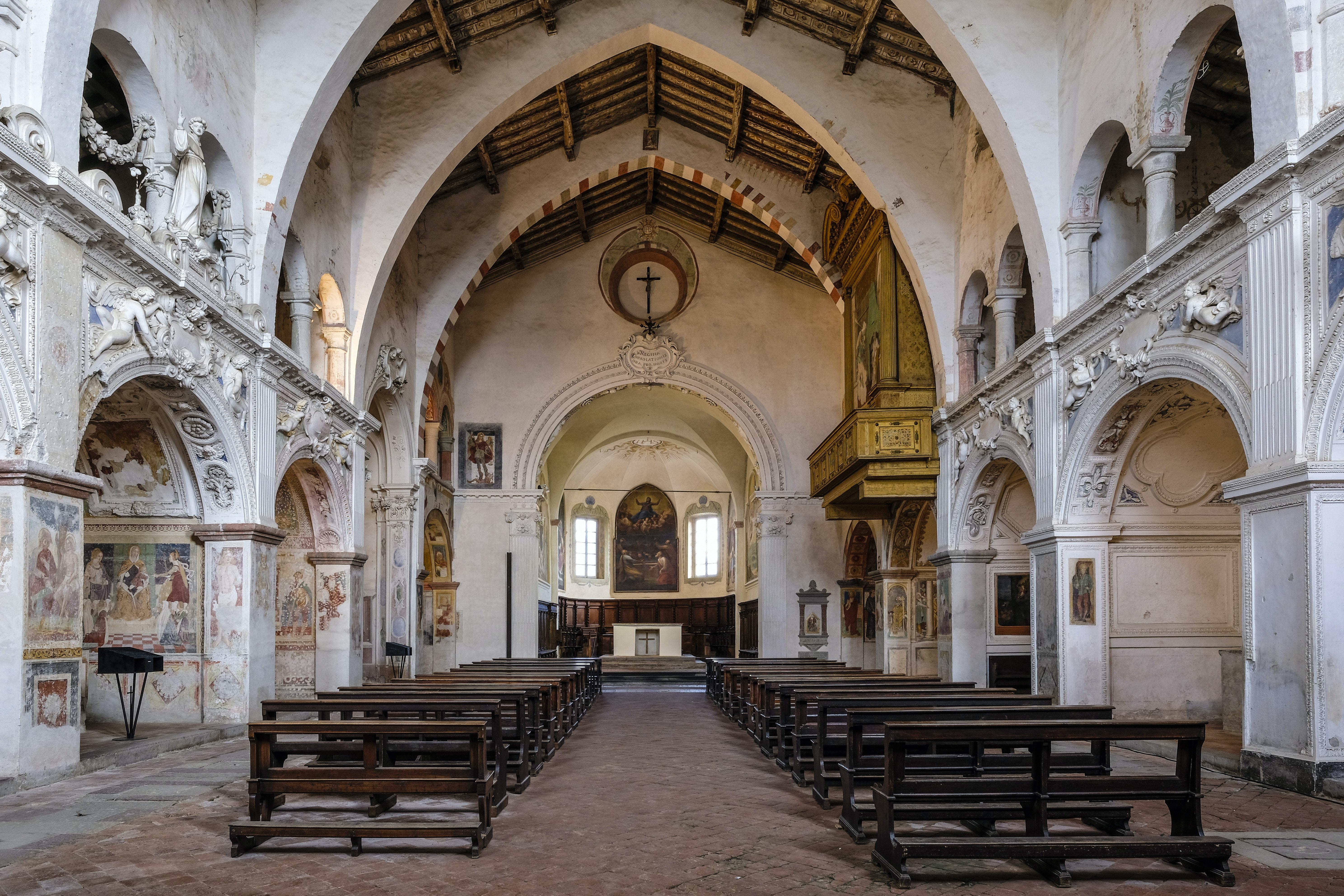 Convento di San Nicola, Almenno San Salvatore (BG)