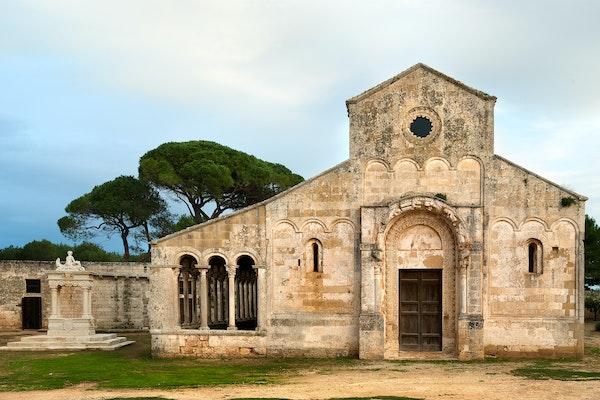 L'Abbazia di S. Maria di Cerrate, Squinzano - Casalabate, (LE)