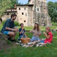 Famiglia al Monastero di Torba (VA) - Beni per le famiglie