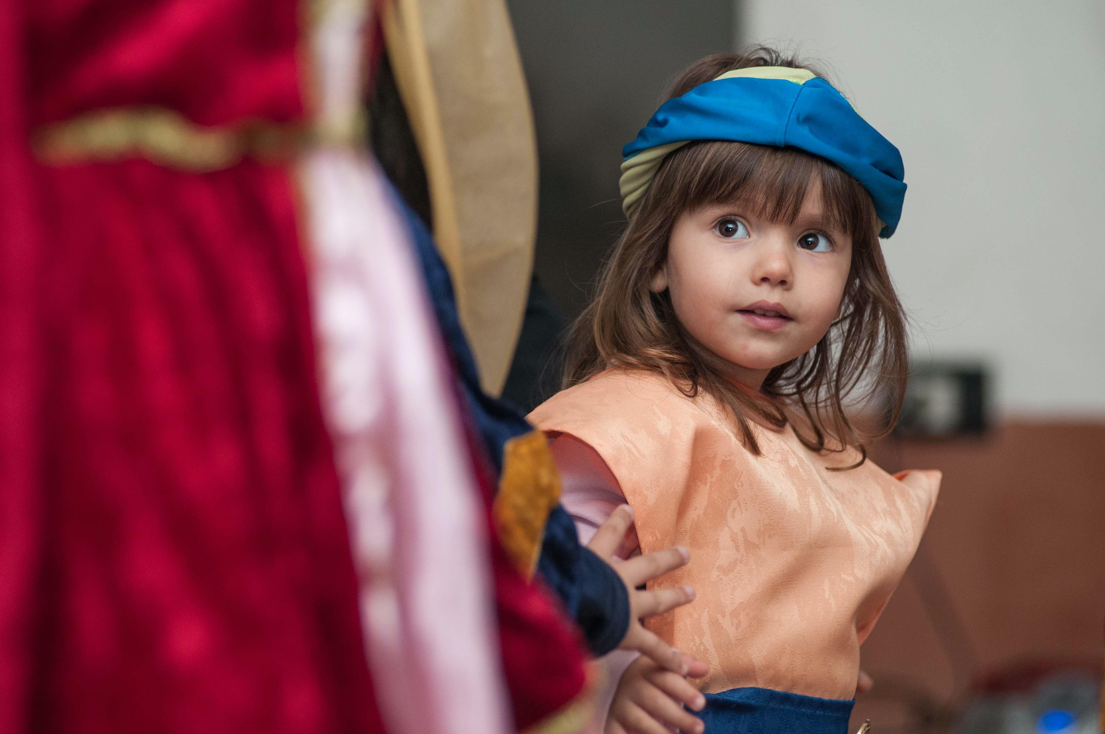 Bambina - Beni per le famiglie