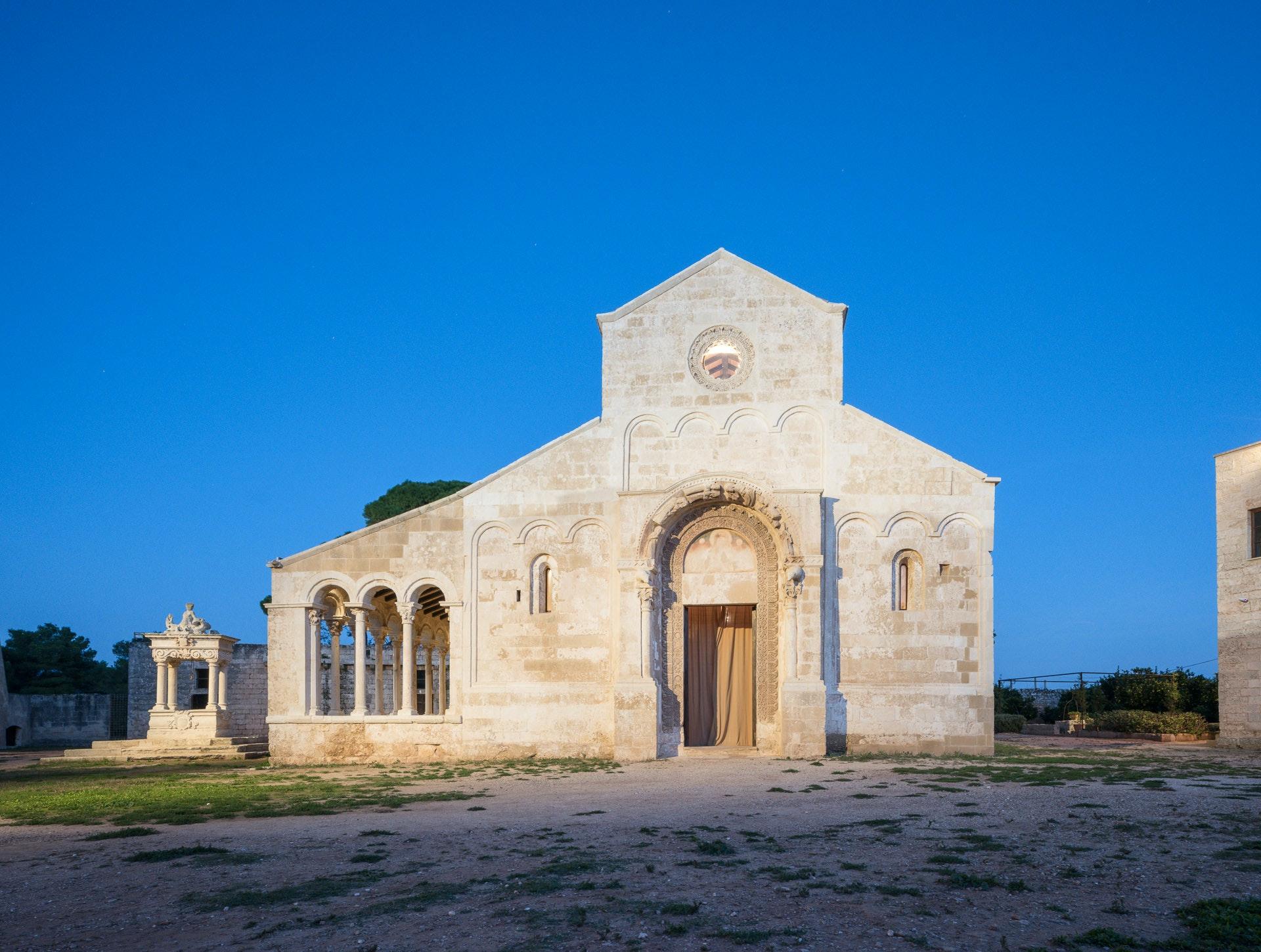 Vivi il Natale all'Abbazia di S. Maria di Cerrate