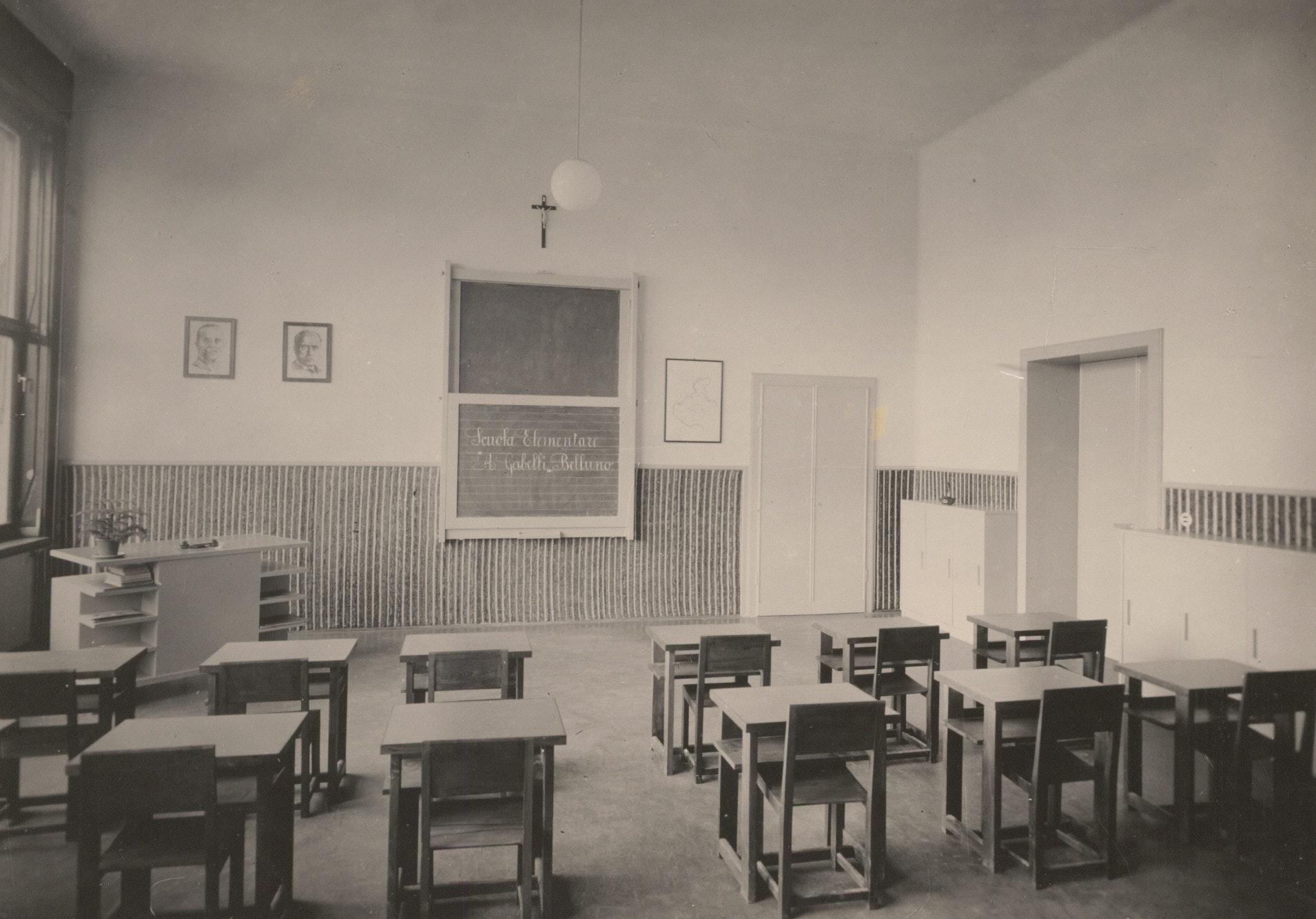 I Luoghi del Cuore, scuola elementare Aristide Gabelli (BL)