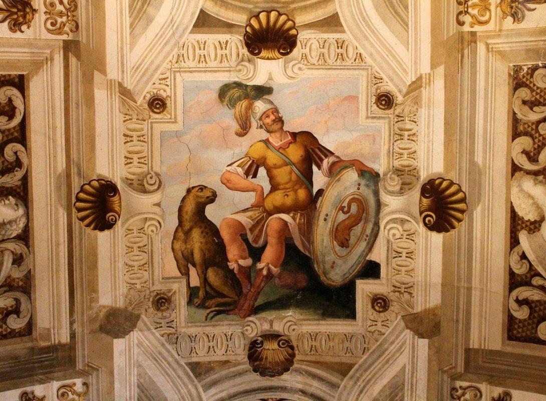 Castello della Manta | Ph. Valentina Pasolini | Foto © Archivio FAI
