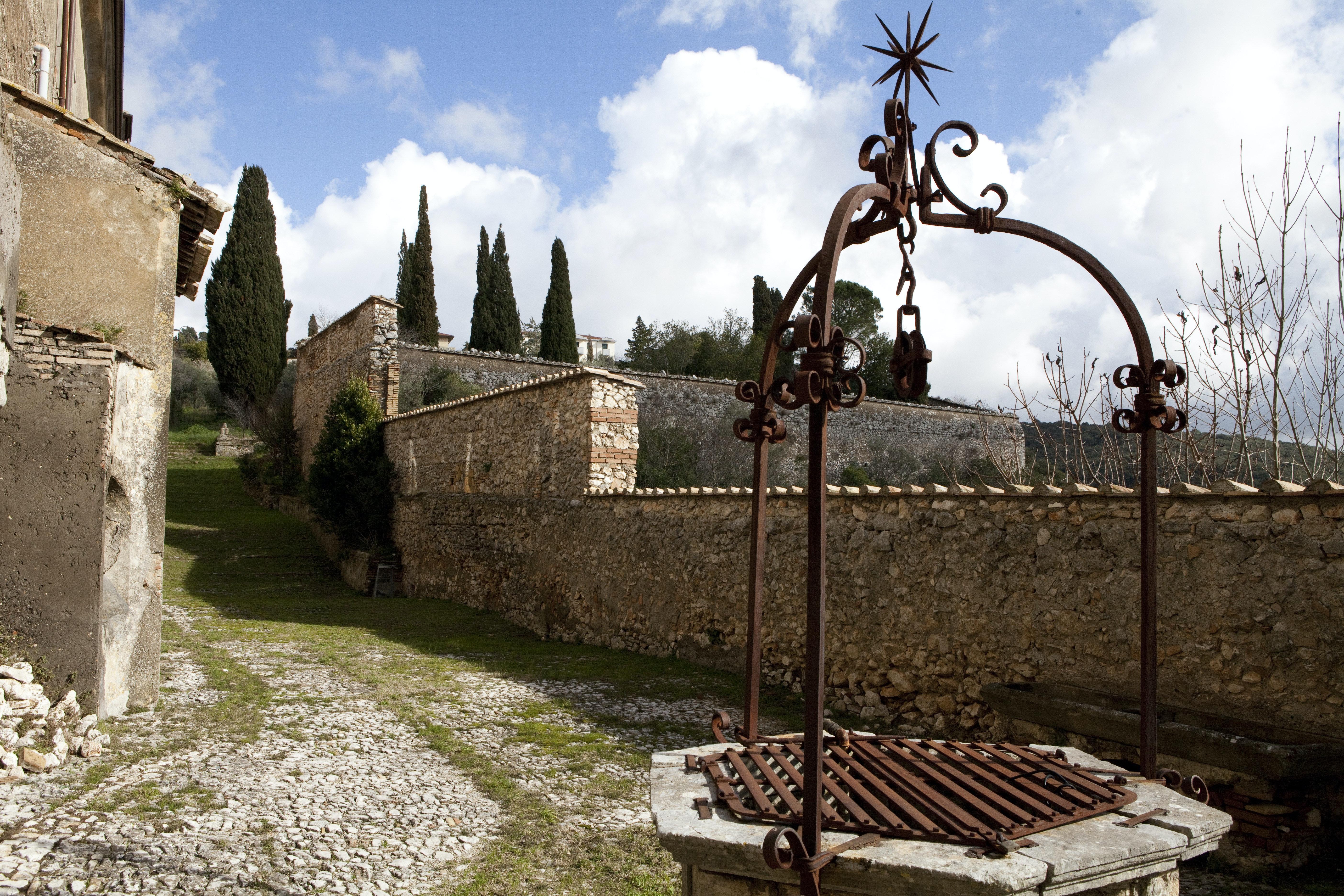 Luoghi del Cuore, Monastero delle Orsoline, Calvi dell'Umbria (TR)