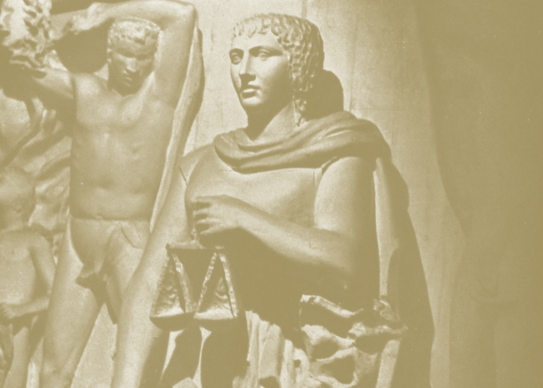 Arturo Martini e il monumento per il Palazzo di Giustizia a Milano