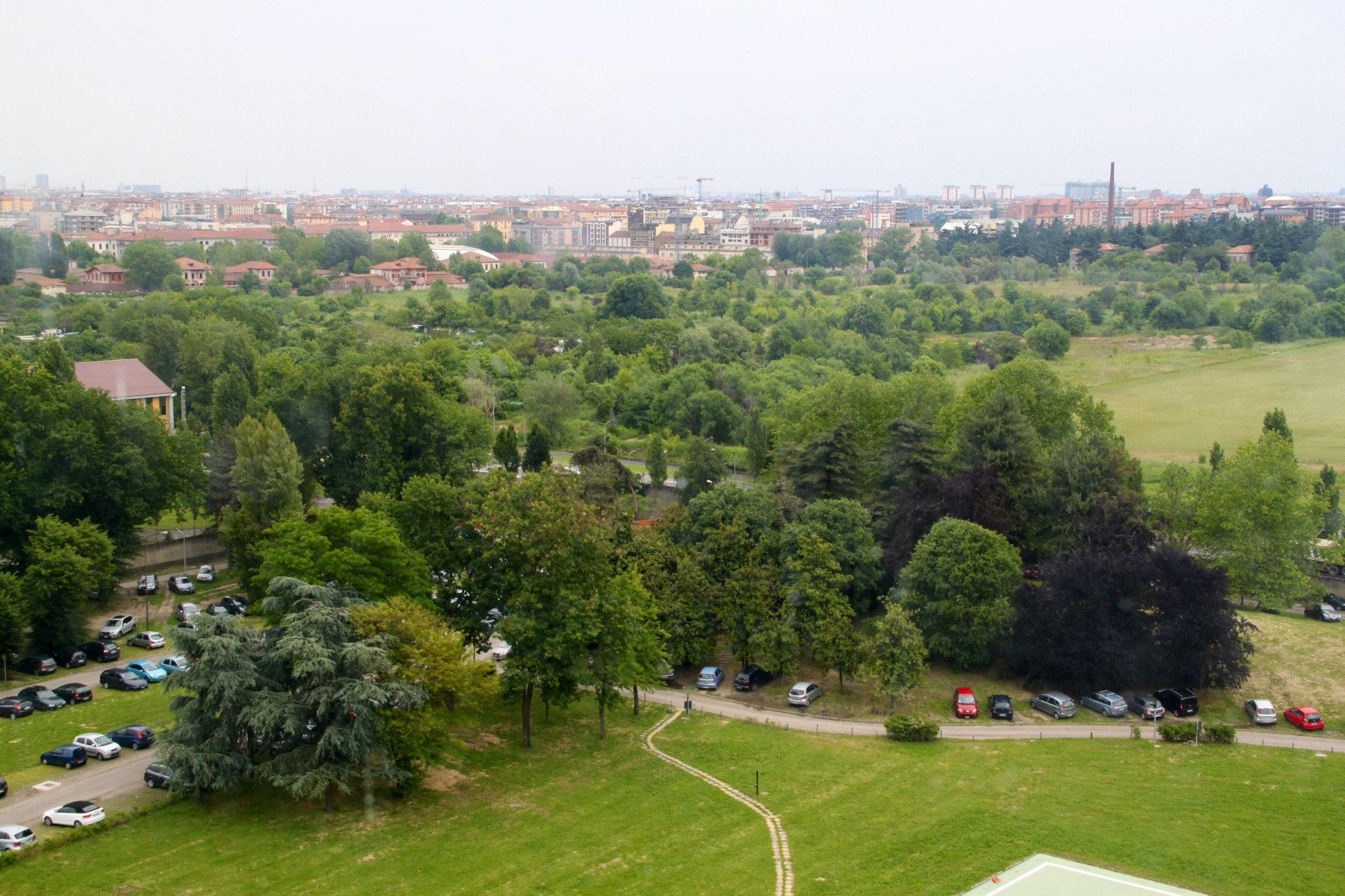 Piazza d'armi di Baggio, Milano