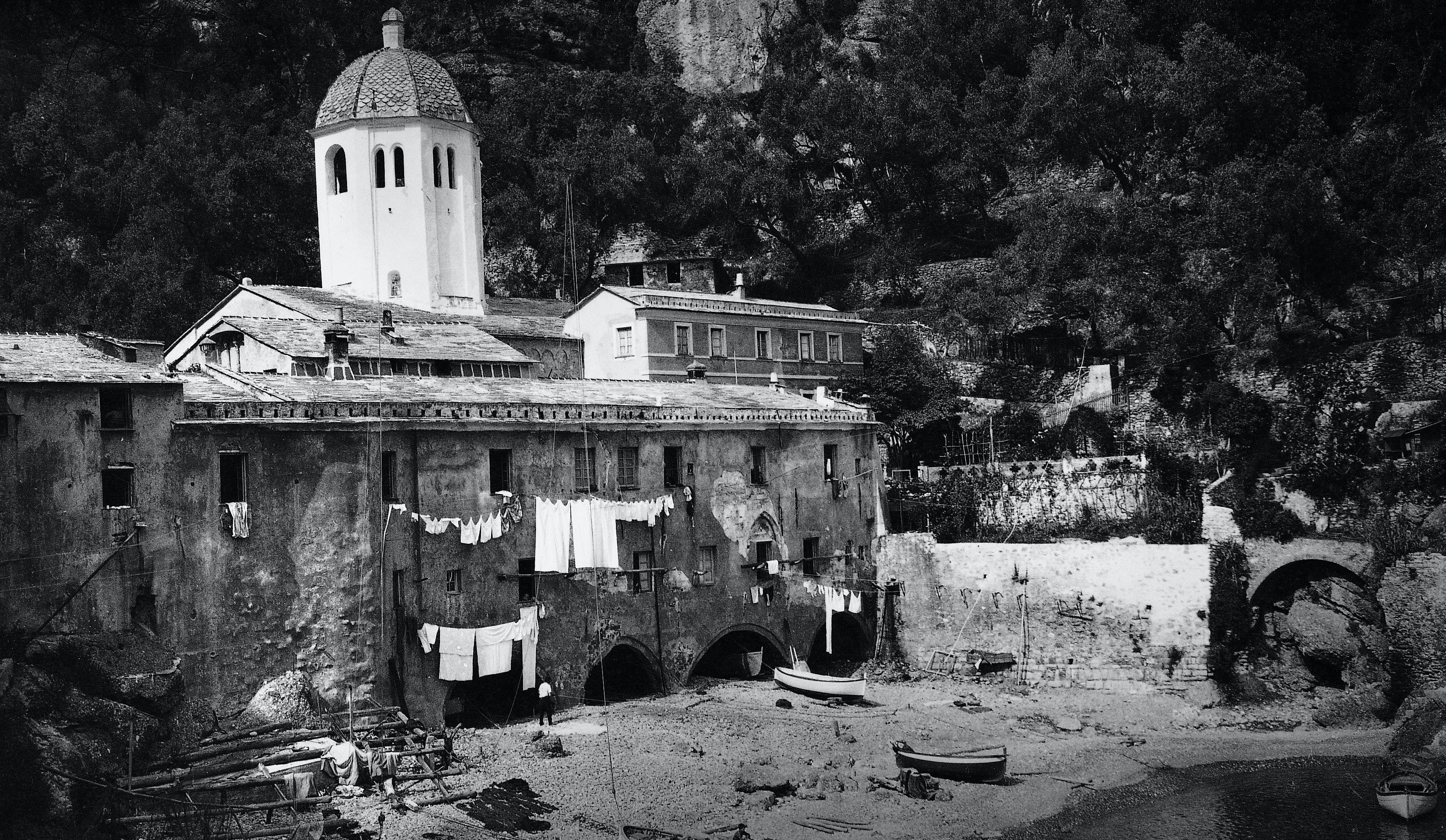 Abbazia di San Fruttuoso, Camogli (GE)