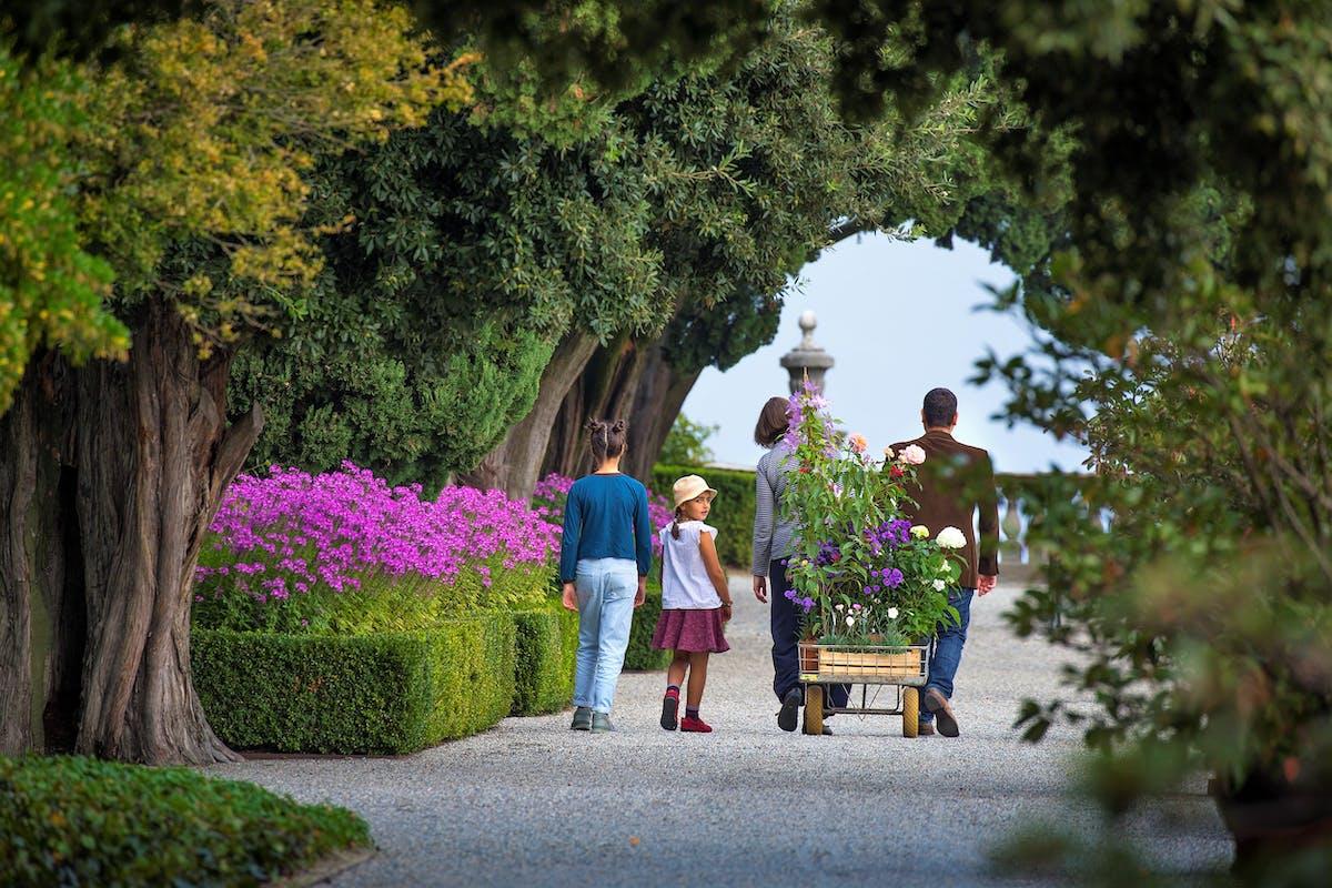 La Tre Giorni per il Giardino al Castello di Masino | Ph. Dario Fusaro © FAI