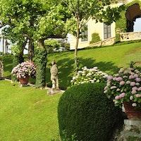 Villa del Balbianello, Tremezzina (CO). Foto di Maja Galli © FAI.