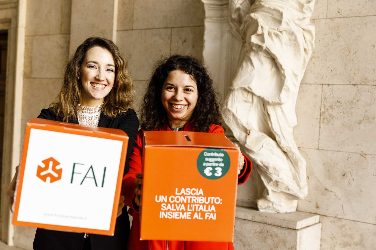Giornate FAI a Roma | Ph. Stefano Dal Pozzolo © FAI