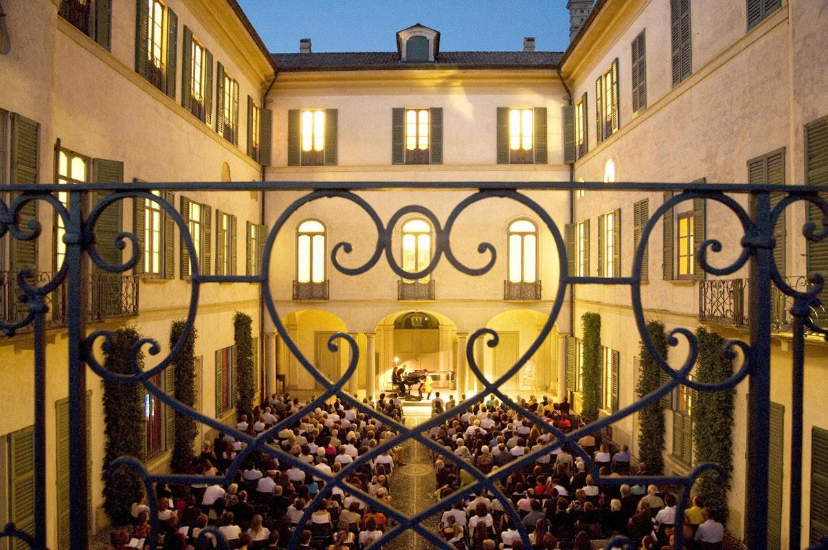 Villa e Collezione Panza (VA)   ph. Giorgio Majno   © FAI
