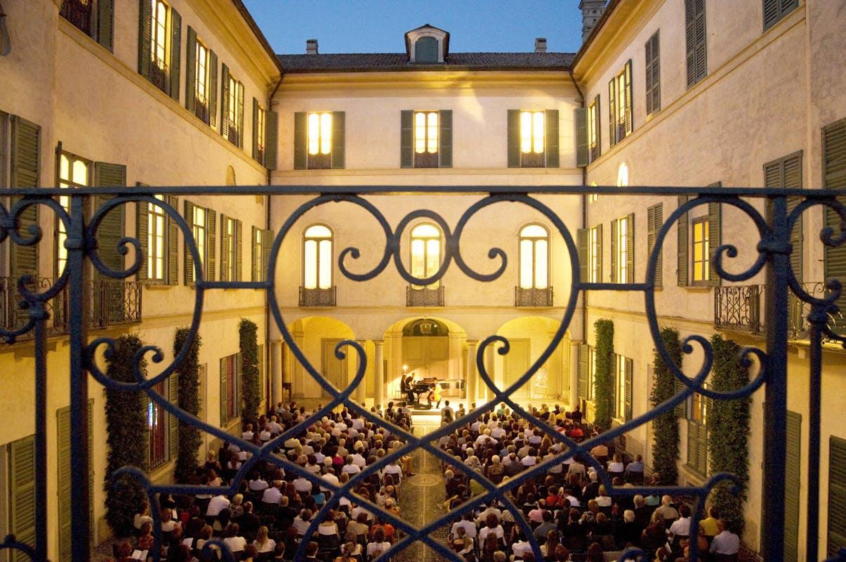 Villa e Collezione Panza (VA) | ph. Giorgio Majno | © FAI
