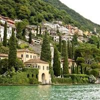 Villa Fogazzaro Roi, Oria Valsolda (CO). Foto di Giorgio Majno © FAI.