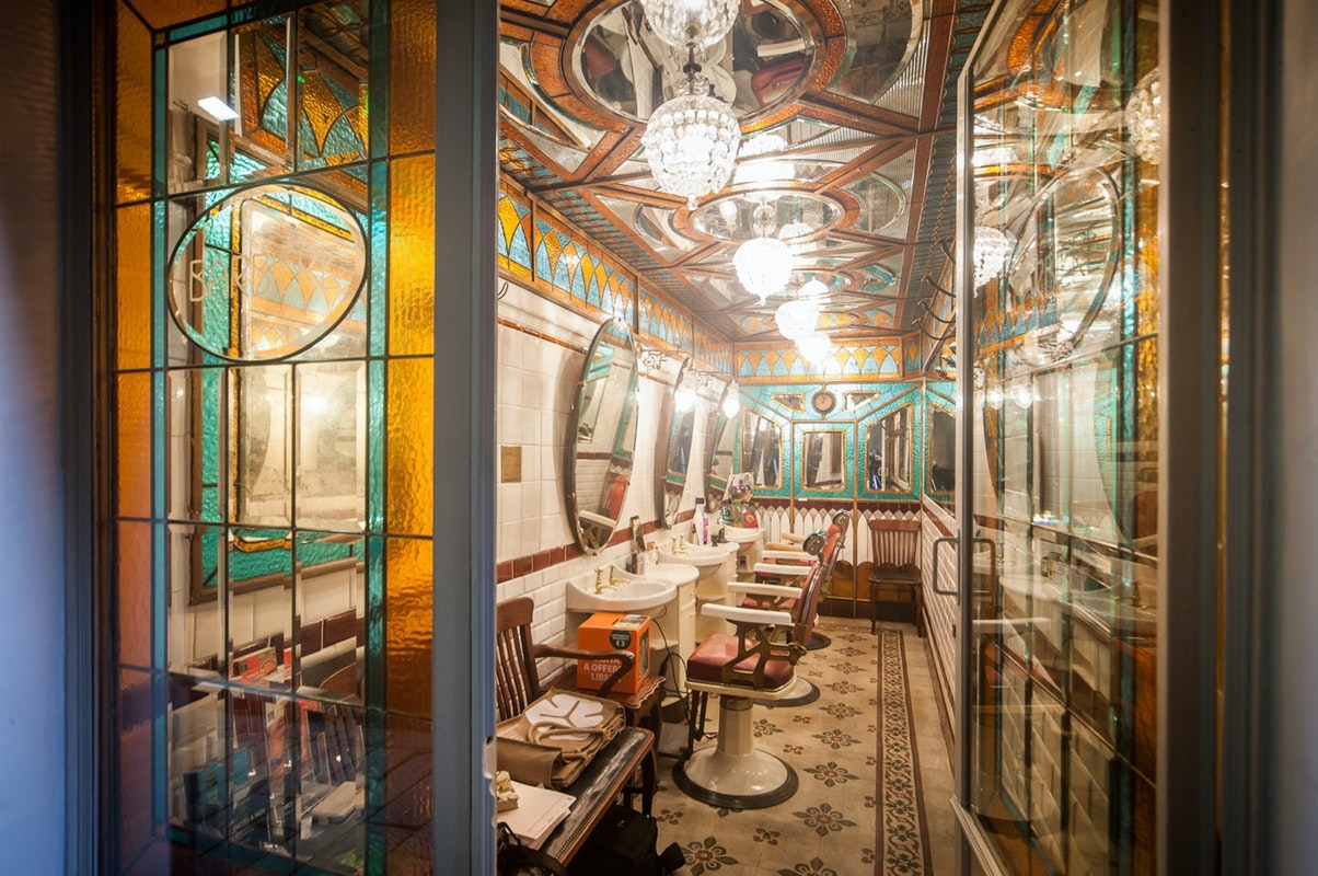 Antica Barberia Giacalone, Genova | © FAI