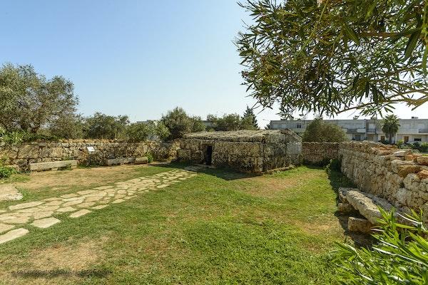 I Luoghi del Cuore, annuncio interventi 2017, Area archeologica di Cento Pietre, Patù (LE)