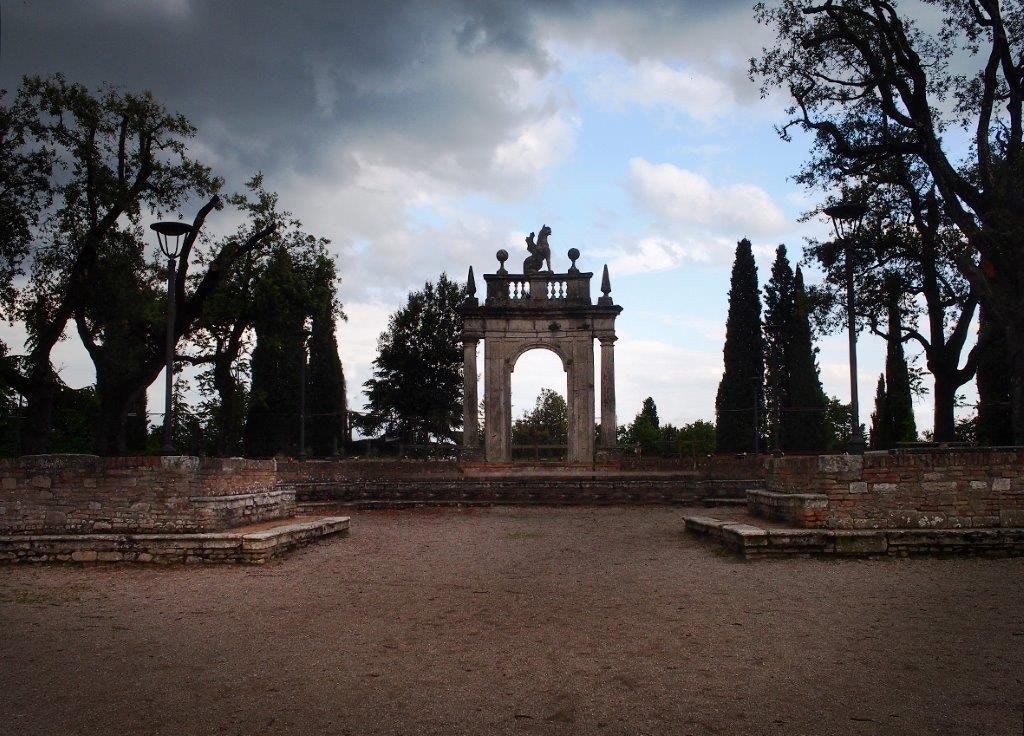 I Luoghi del Cuore, annuncio interventi 2017, Giardini del Frontone, Perugia