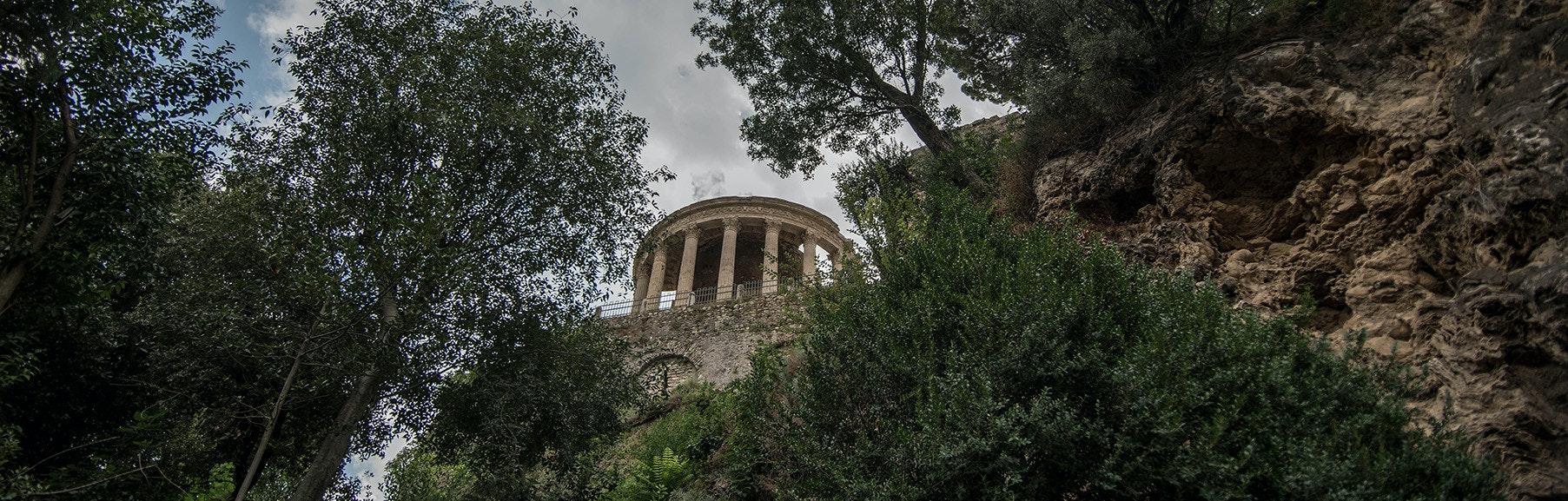 Parco Villa Gregoriana, Tivoli (RM). Foto di  Lucio Lazzara © FAI