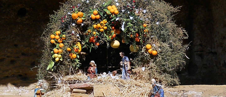 Vivi il Natale al Giardino della Kolymbethra