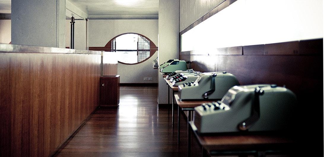 Negozio Olivetti, Venezia. Foto di Stefano Bertolotti © FAI