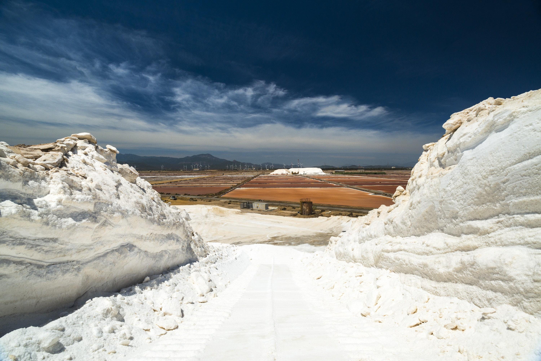 Conti Vecchi Saltworks