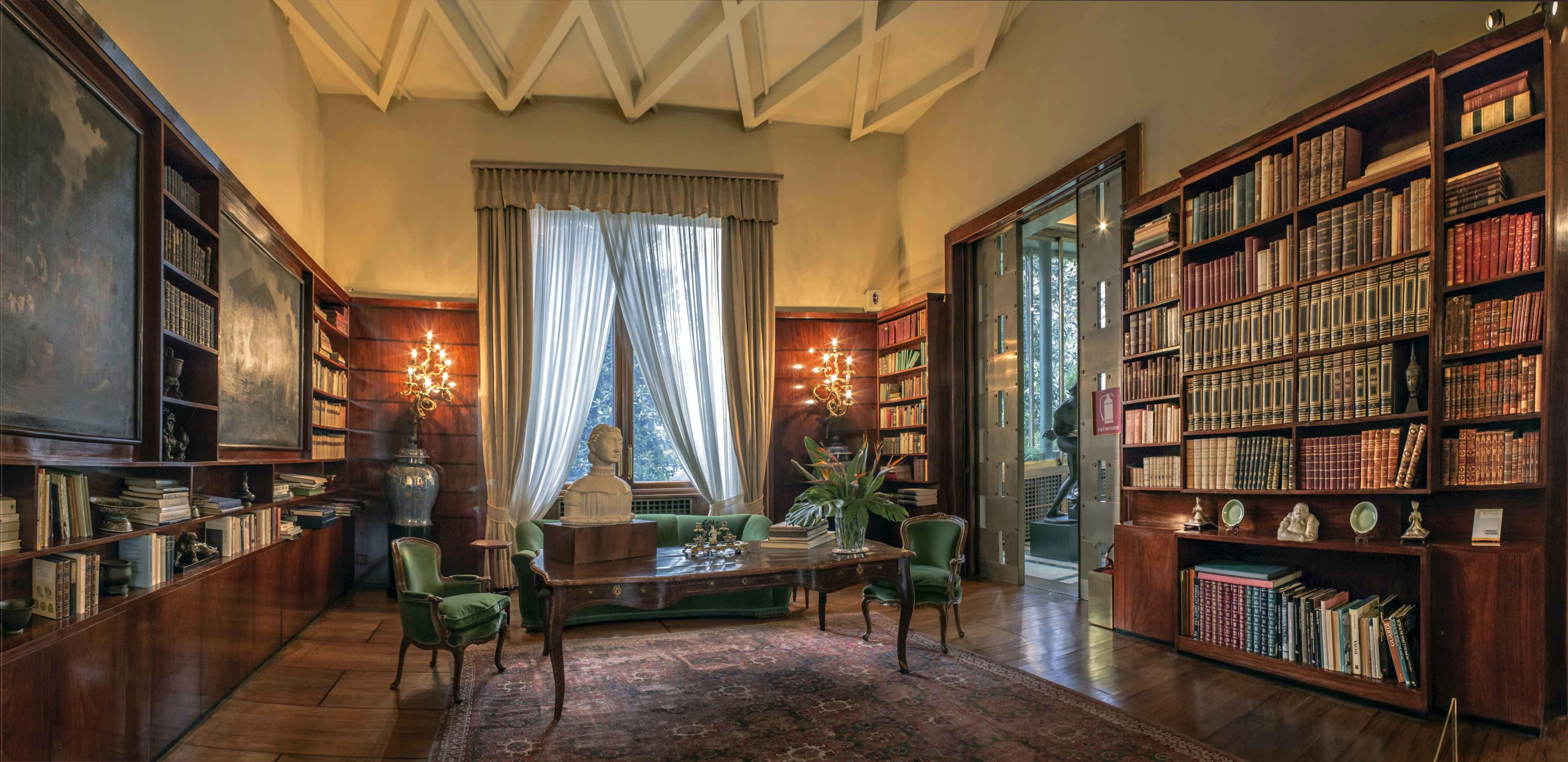 Villa Necchi Campiglio, Milano | ph. Aldo Rizzi | © FAI