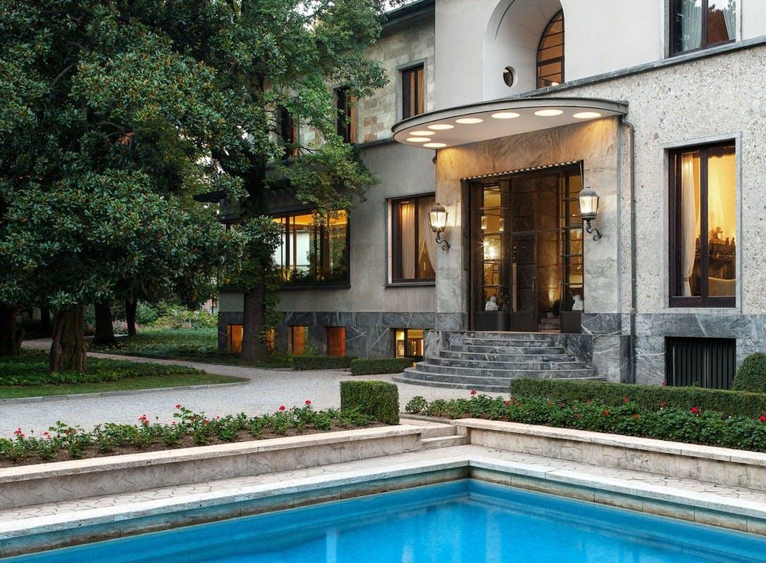 Villa Necchi Campiglio, Milano Foto © FAI