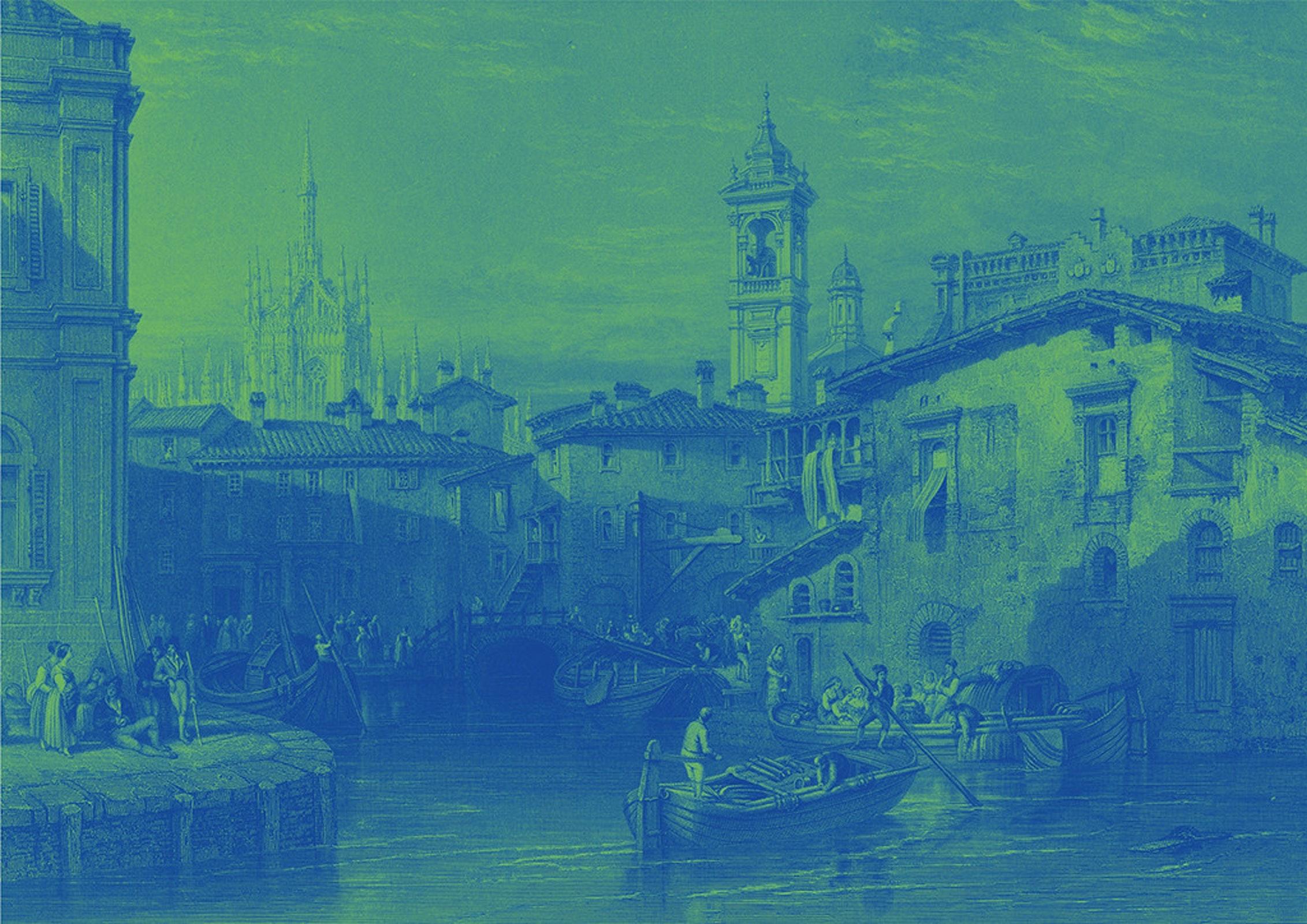 Civica raccolta delle stampe Achille Bertarelli – Castello Sforzesco, Milano. Progetto grafico: Dondina Associati