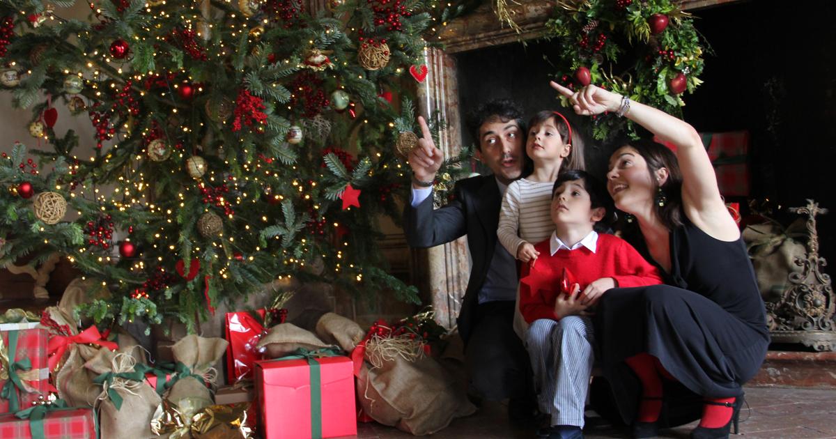Natale a Villa Bozzolo | Ph. Maria Pia Giarré © FAI