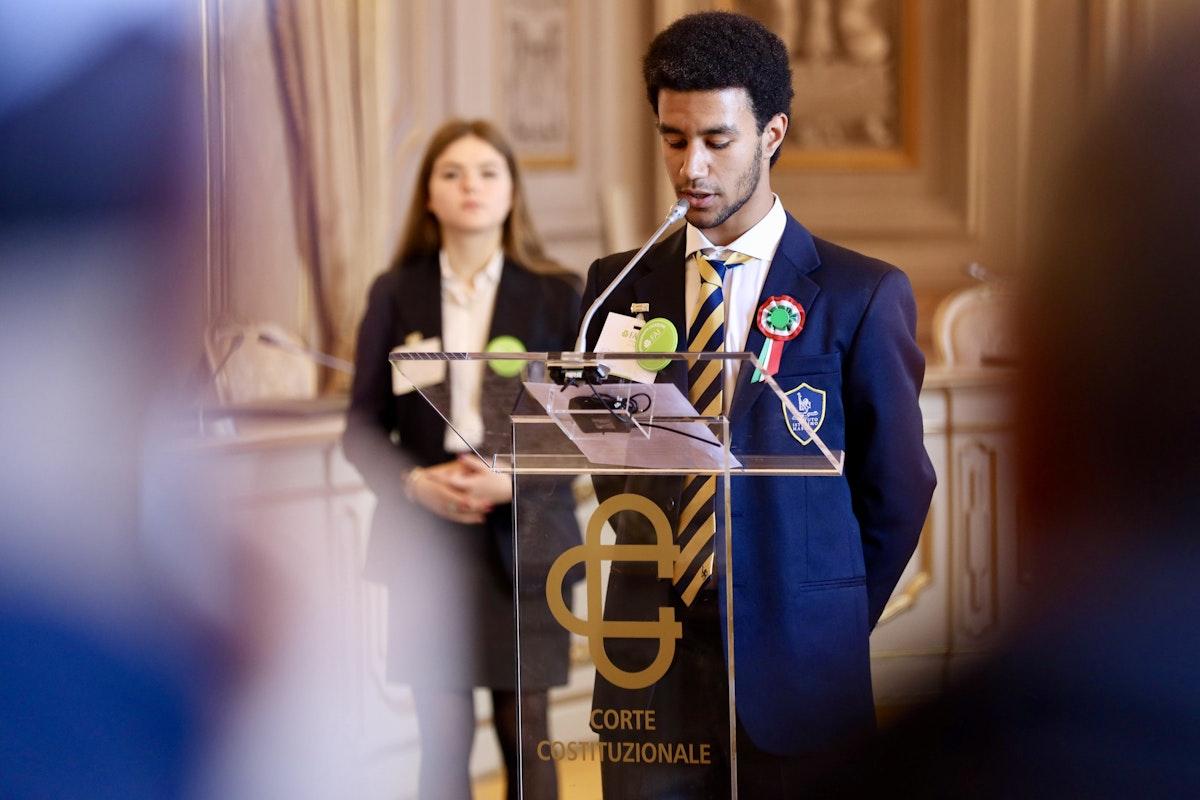 Le Giornate FAI alla Corte Costituzionale di Roma: la riscoperta e l'orgoglio di essere cittadini italiani